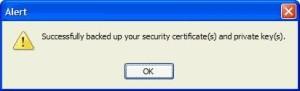 CodeSign-how do I Backup_5